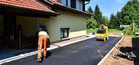 asphalt  concrete driveways advantages