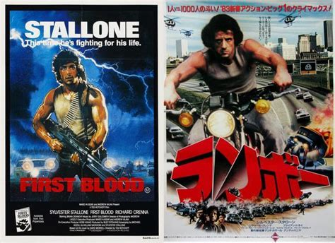 film bloody foreigners 11 iconic american movie posters vs their foreign comparison