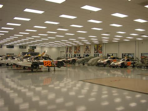 Garage Racing File Robert Yates Racing Nascar Garage July 7 2005 Jpg