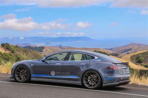 Tesla S Horsepower Unplugged Performance Modifies The Tesla Model S