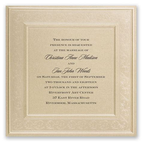 wedding invitations pictures framed in luxury invitation invitations by