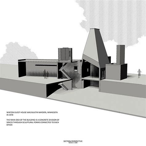 Houseplans Online winton guest house project on student show