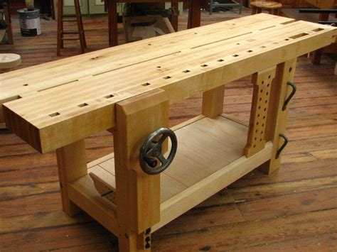 woodworking blogs customized roubo workbench heritage school of