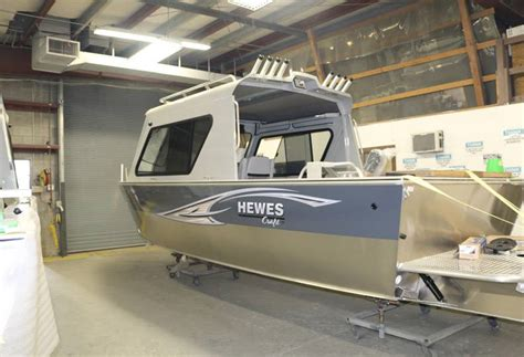 boat wash facility hewescraft fishing boat maker preps for facility expansion