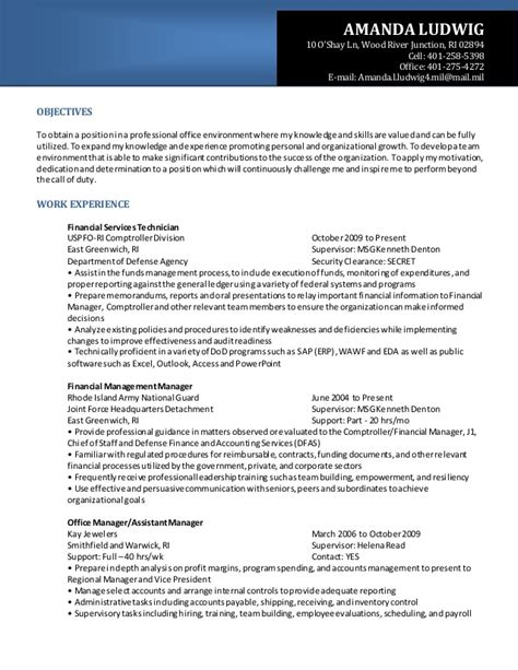 sle resume for financial management analyst financial management analyst resume