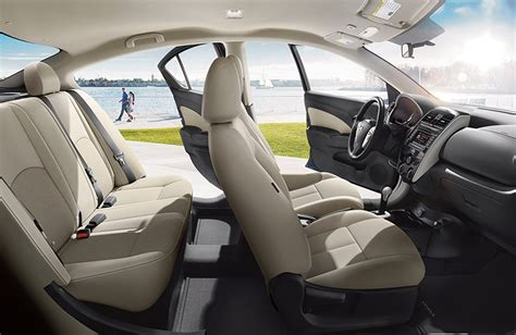 nissan versa compact interior which is more spacious the 2017 versa or the versa note