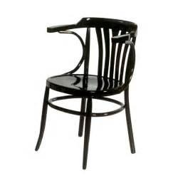 chaise bistrot pompeyo en bois h 234 tre noir achat vente