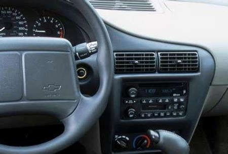 2002 chevy cavalier headunit stereo audio radio wiring