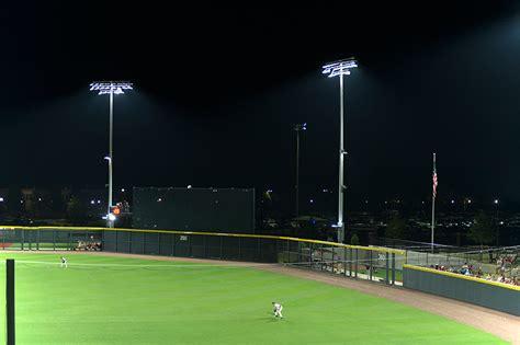 Musco Sports Lighting by Sewell Stadium Of Alabama Musco