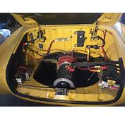 Mechanical Engineering Student Converts A 1969 VW Karmann