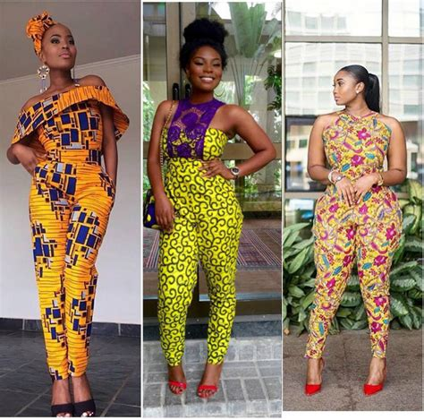 ankara jumpsuit styles photos lovely ankara jumpsuit styles you can t resist
