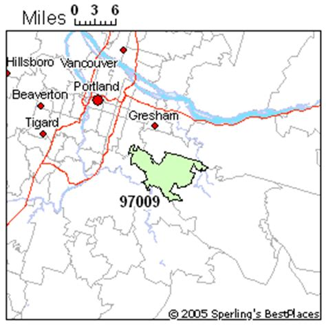 boring oregon map best place to live in boring zip 97009 oregon