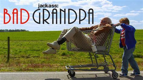 Jackass Presents Bad Grandpa 2013 Full Movie Hubbs Movie Reviews Jackass Presents Bad Grandpa 2013