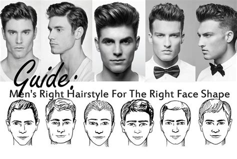 Hairstyles To Match Your Head Shape Men | find the right hairstyle for your face corrective