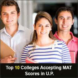 Top Mat Mba Colleges In India by Top 10 Mba Colleges Accepting Mat Score In U P