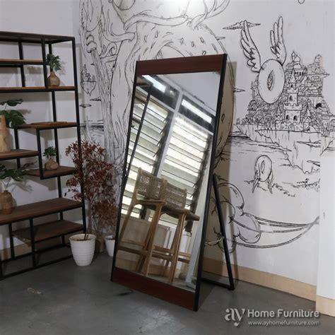 furniture cafe murah cermin berdiri lexie minimalis