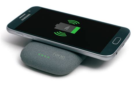 sprint power bank 4000mah qistone wireless charger wireless phone charger