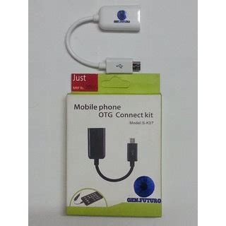 Otg Connect Kit For Android otg connect kit for android smart phones at best prices