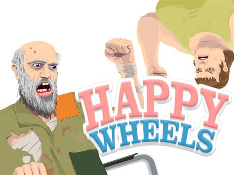 happy wheels full version all levels image happy wheels promote logo png happy wheels wiki