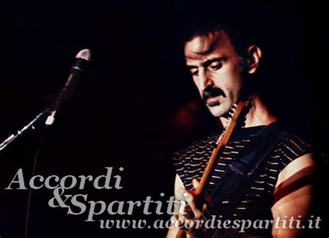frank zappa testi joe s garage frank zappa accordi e spartiti