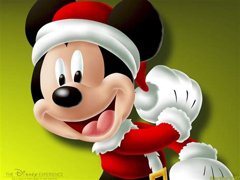 wallpaper christmas mickey mouse ba 218 l de navidad mickey mouse en navidad fondos de pantalla