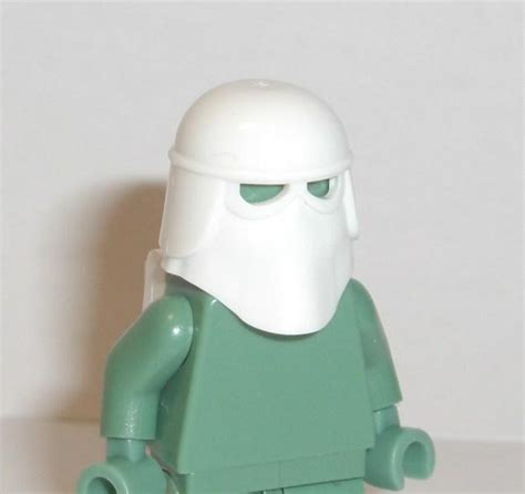 Part Lego Minifigures Headgear Helmet 246 lego headgear snowtrooper helmet headgear lego