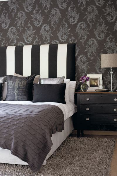 black and white headboard 17 best images about black and white stripes on pinterest