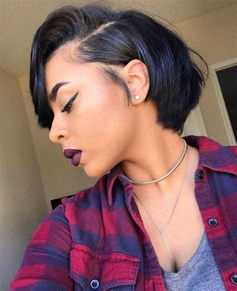 25 best ideas about black girls hairstyles on pinterest photo gallery of short haircuts for black teenage girls