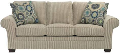 Broyhill Upholstery Fabric by Zachary Affinity Chenille Fabric Sofa From Broyhill 7902