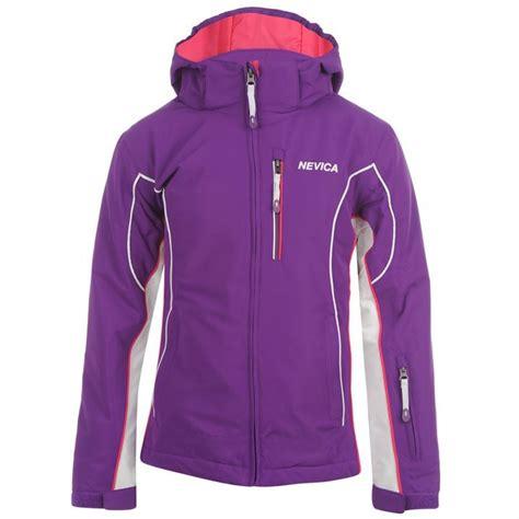 1 year ski wear nevica meribel ski jacket junior snow coat