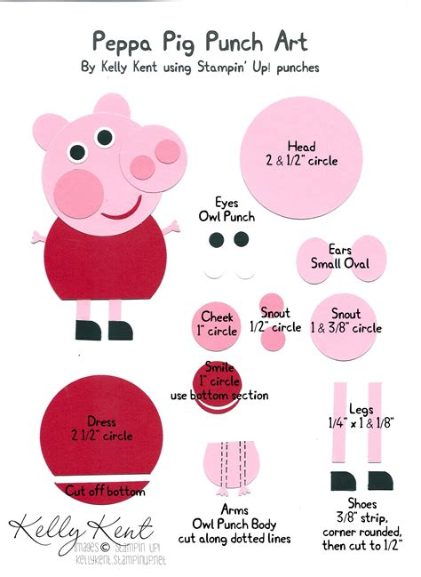 1000 Images About Peppa Pig Decoraciones On Pinterest Peppa Pig Peppa Pig Invitations And Peppa Pig Template