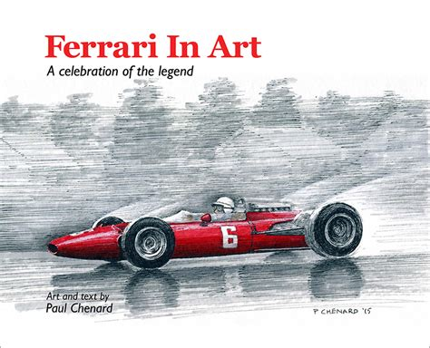 ferrari art ferrari in art a look inside