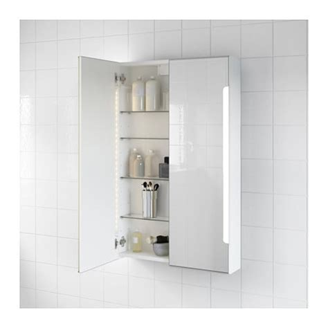 spiegelschrank ikea storjorm storjorm spiegelschrank m 2 t 252 ren int bel 60x14x96 cm