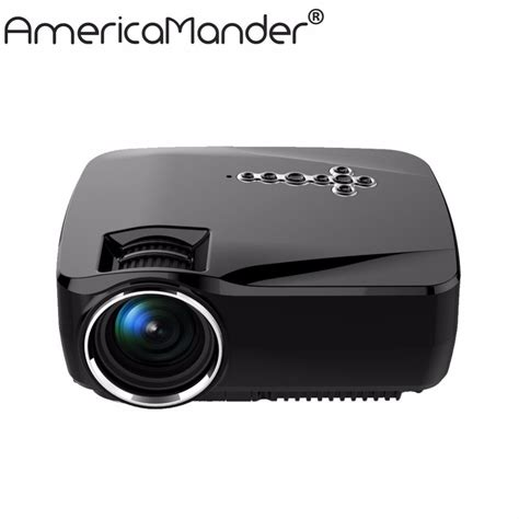 Lu Projector New Megapro 2014 new uc30 led mini projector proyector home theater
