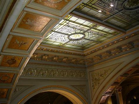ceiling art lobby art deco ceiling picture of hotel metropole