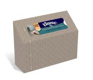 kleenex 174 disposable bathroom towels