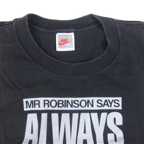 Tshirt Vintage David Robinson vintage david robinson nike elbows t shirt nba basketball