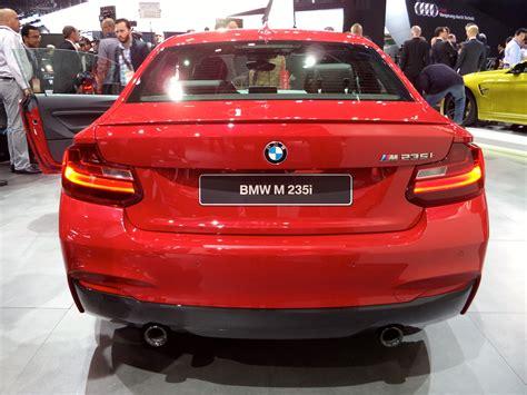 bmw minivan 2015 2014 detroit the new 2015 bmw m235i is your mini me m3