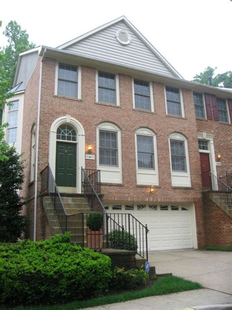 rockville md detached garage fallstone in rockville md fabulous townhomes in great