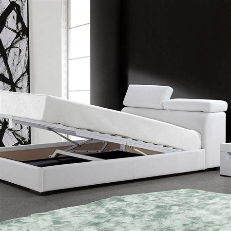 bed with hidden storage tealight display classy everything and awesome beds