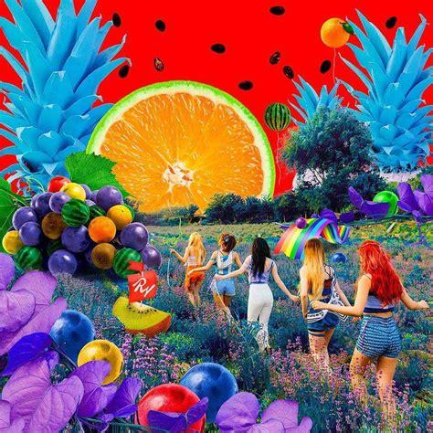 theme line red velvet mv album review red velvet the red summer