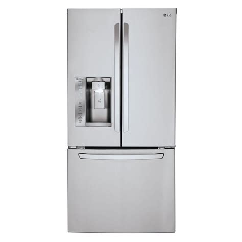 doors refrigerator lg electronics 33 in w 24 2 cu ft door