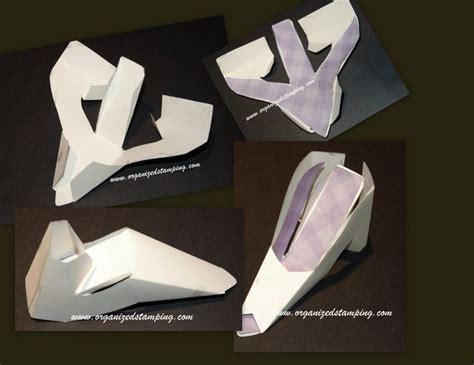 tutorials  templates images  pinterest tutorials craft  paper shoes