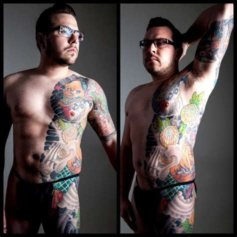 tattoo expo gettysburg sasha67 half suit tengu wind hannya color water japanese