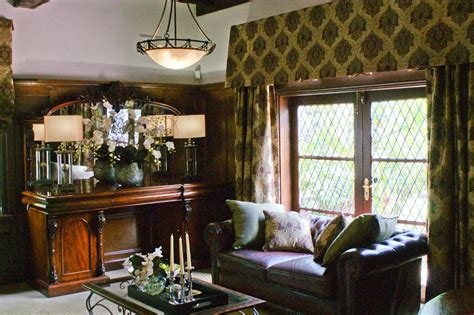 Decorating A Tudor Home by Kevin Coxhead Interior Design Lysterfield St Kilda