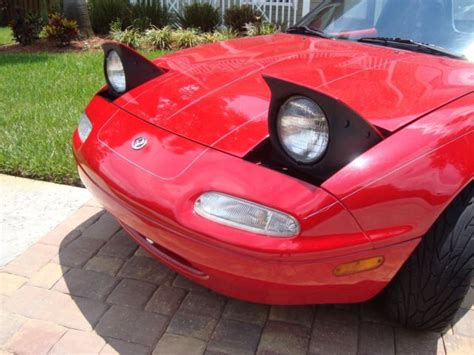 car owners manuals for sale 1993 mazda mx 6 on board diagnostic system 1993 mazda miata mx 5 red convertible manual 5 speed former trophy show car for sale mazda mx