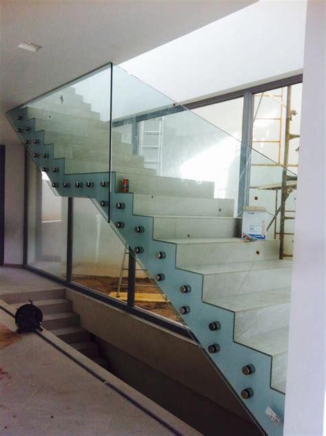 barandilla cristal barandilla para escalera interior vidrestore