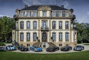 Bugatti Molsheim All Six Bugatti Legends Together For The Time At