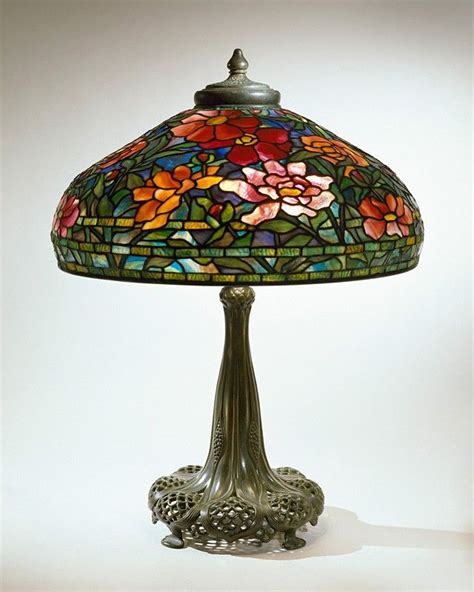 tiffany home decor home decor objects tiffany studios peony library l