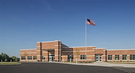 Nations Ford Elementary by Whn Architects Carvana Fulfillment Center
